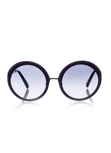 Emilio Pucci  Ep 0038 90B Kadın Güneş Gözlüğü Füme